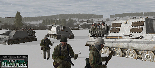 Combat Mission Red Thunder Review | Wargamer
