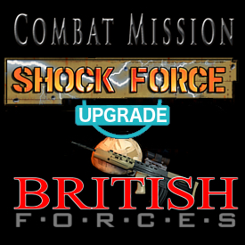 CMSF1 British Forces Module Upgrade