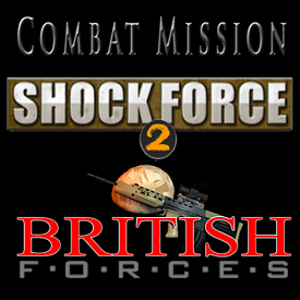 CMSF2 British Forces Module