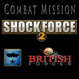 CMSF2 + British BUNDLE